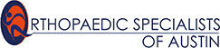 Orthopaedic Specialists of Austin logo